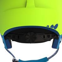 CHILDREN'S SKI HELMET H-KID 500 - GREEN