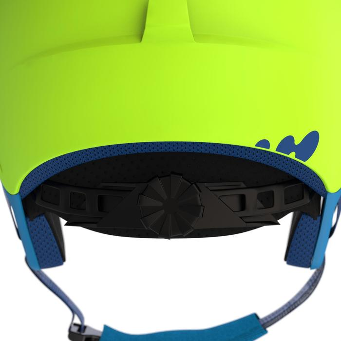 Skihelm voor kinderen H-KD 500 groen