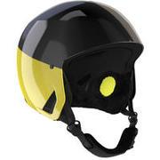 Adult Downhill Ski Helmet HRC500 - Black and Yellow