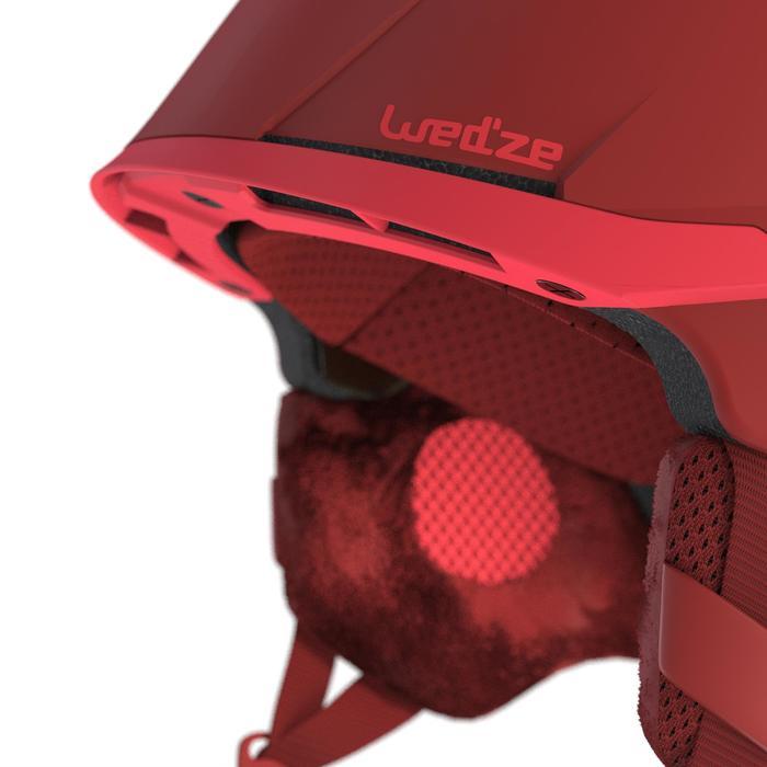 Casco de esquí Freeride adulto Carv 700 Mips Rojo
