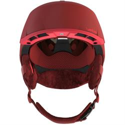 Casque de ski All Mountain adulte Carv 700 Mips Rouge