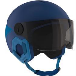 Skihelm voor kinderen H-KD 550 blauw