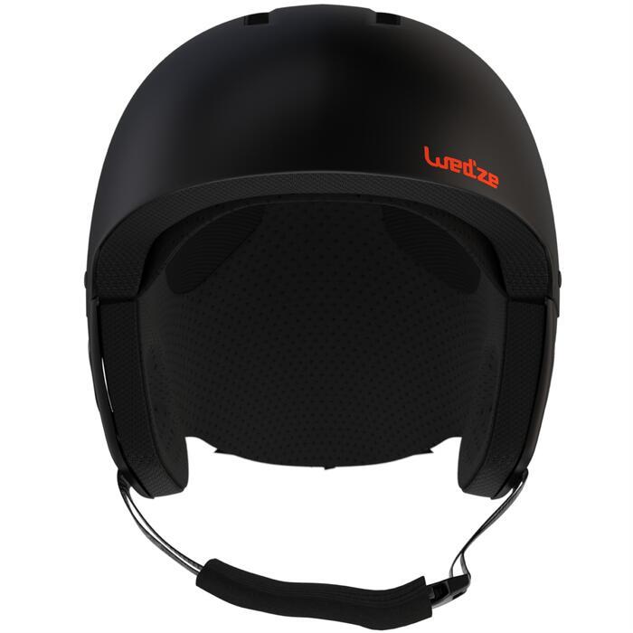 兒童滑雪安全帽H-KID 500 - 黑色