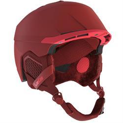 成人全山地滑雪安全帽Carv 700 Mips - 紅色