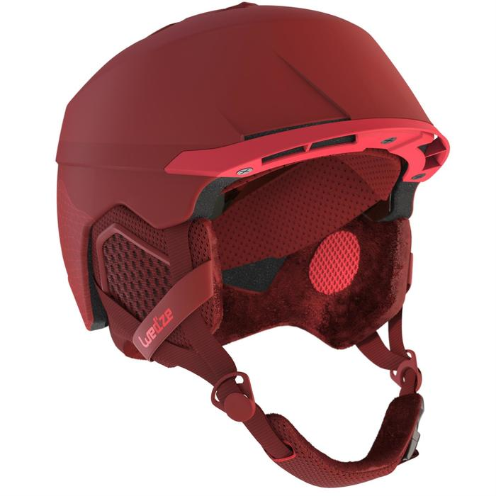 Casque de ski All Mountain adulte Carv 700 Mips Rouge