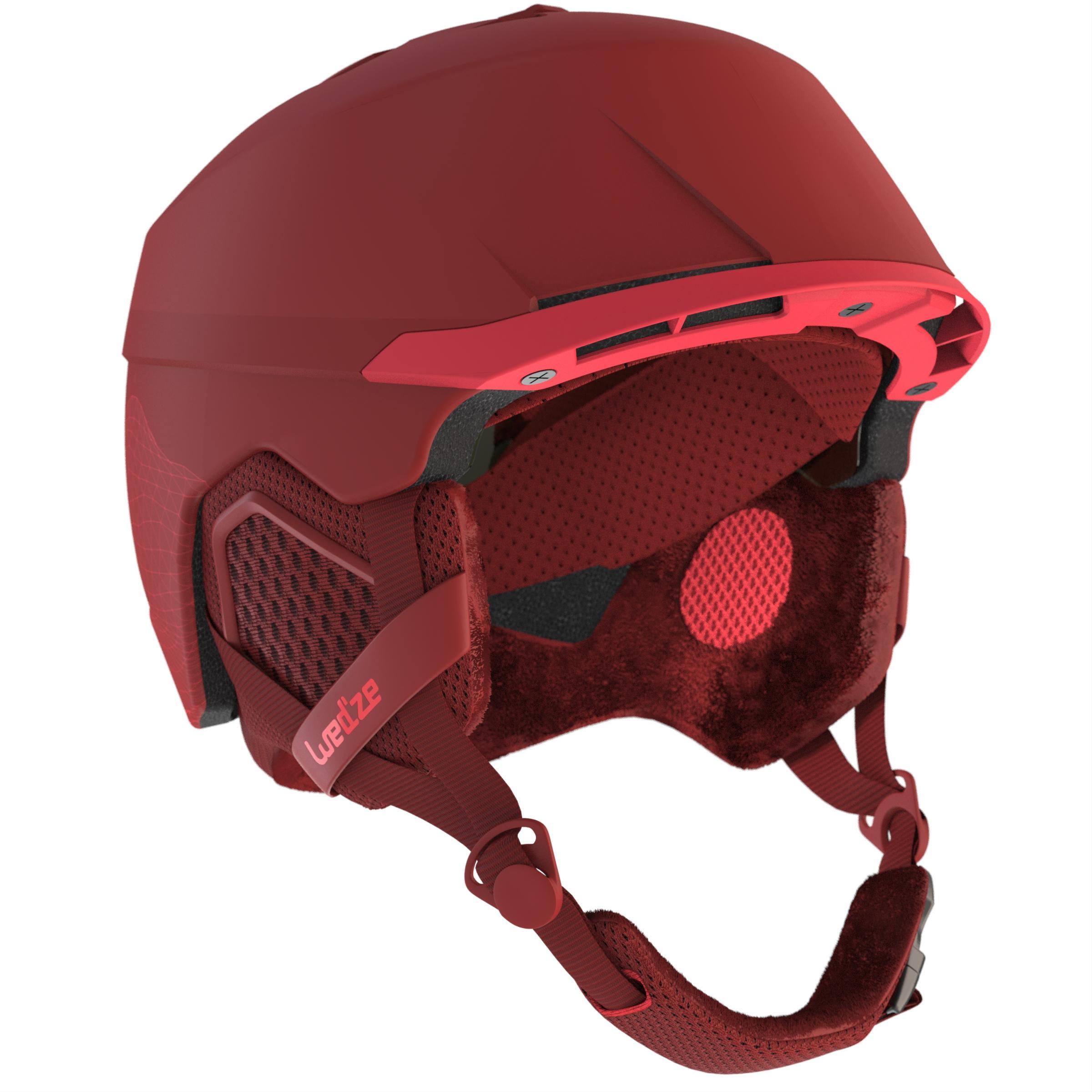 Skihelm Freeride Carv 700 MIPS Erwachsense rot