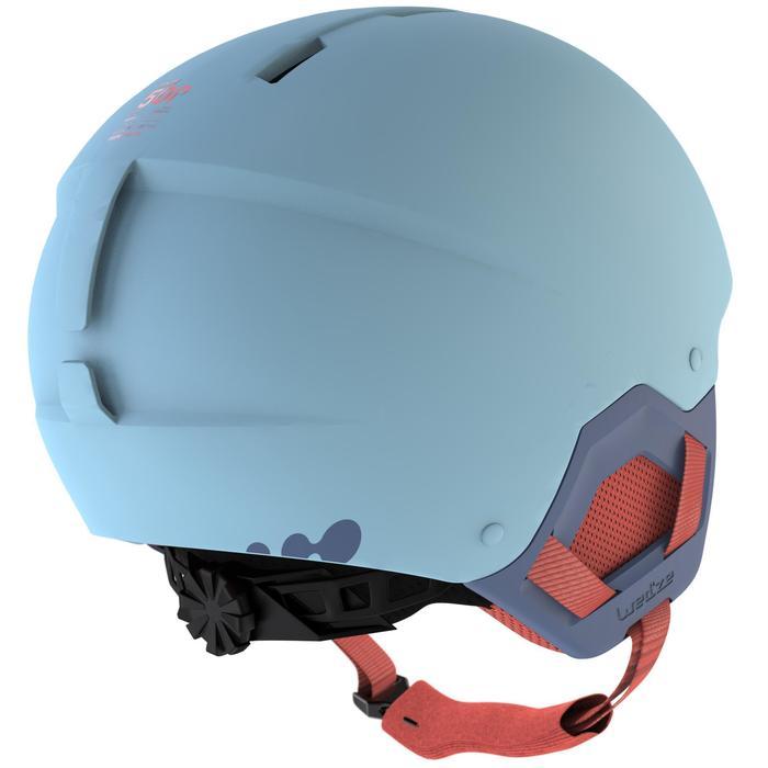 CHILDREN'S SKI HELMET H-KID 500 - BLUE