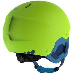 Skihelm voor kinderen H-KID 500 groen