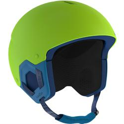 Skihelm Piste KID 500 Kinder grün