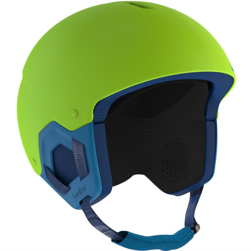 Dětská lyžařská helma H-KID 500 zelená