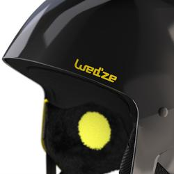 Skihelm H-RC 500 Erwachsene schwarz/gelb