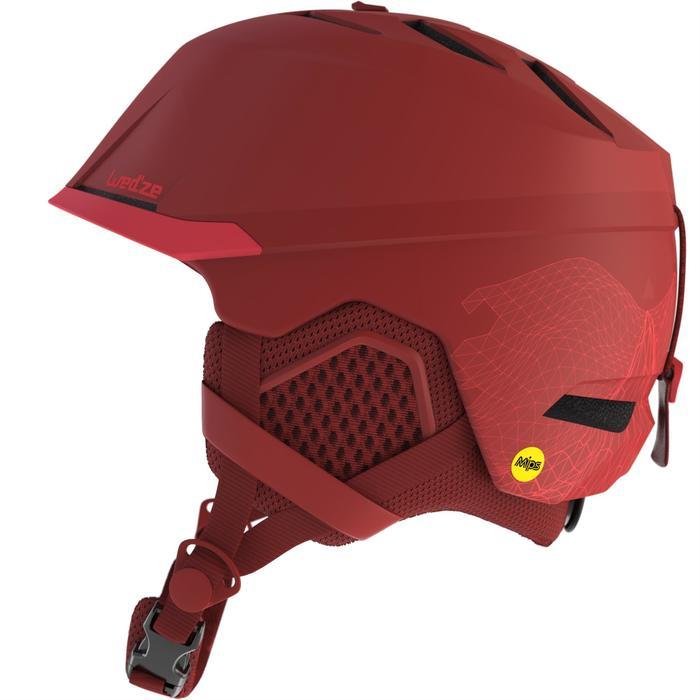 Skihelm All Mountain Carv 700 MIPS Erwachsene rot