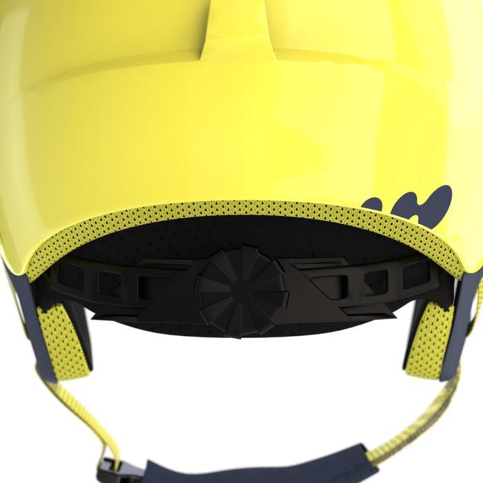 Skihelm voor kinderen H-KD 500 geel