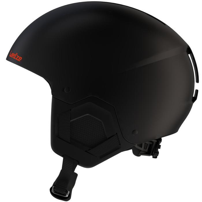 Skihelm voor kinderen H-KD 500 zwart