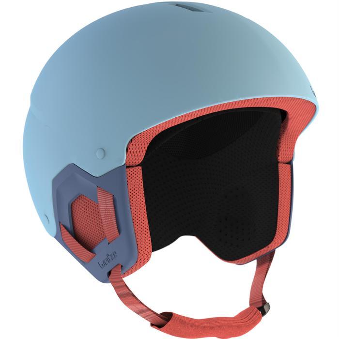 Skihelm voor kinderen H-KID 500 blauw