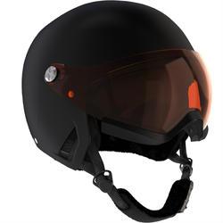 H-RC 550 Adult Ski Helmet - Black