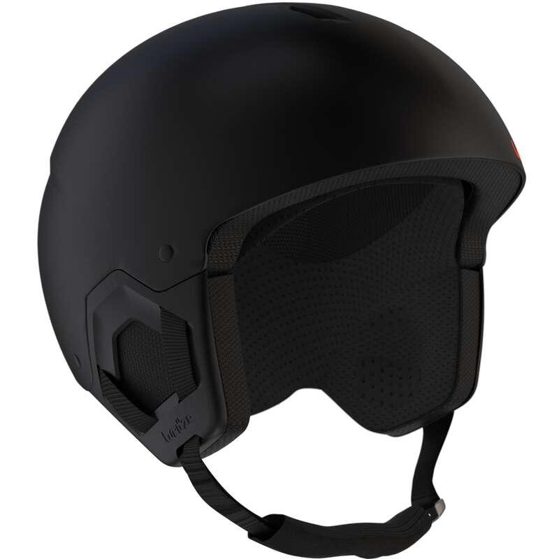 KID SKI AND SNOWBOARD HELMETS Snowboarding - JR D-SKI helmet HKID 500 - BLK WEDZE - Snowboarding