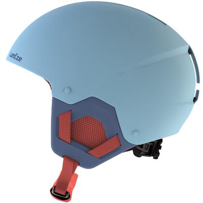 CHILDREN'S SKI HELMET H-KID 500 - BLUE