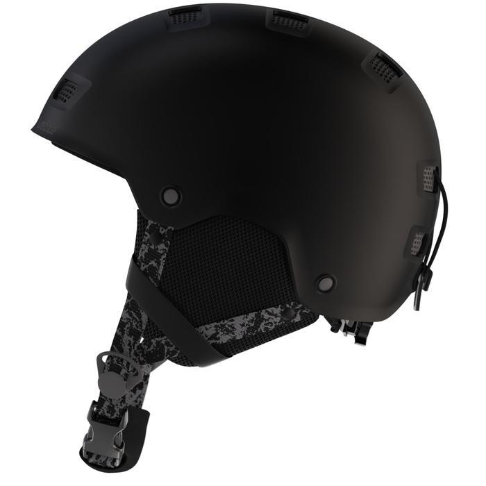 Casco de Snowboard y Esquí, Wed'ze H-FS 300, Adulto y Niño, Negro