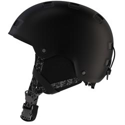 Skihelm H-FS 300 Erwachsene/Kinder schwarz