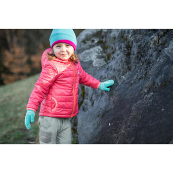 Wattierte Jacke MH Kleinkinder Jungen marineblau