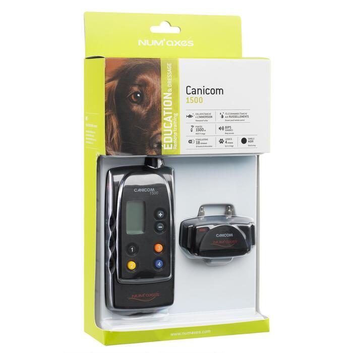 Collar Adisetramiento Perro Numaxes Canicom 1500 Metros 1-4 Perros