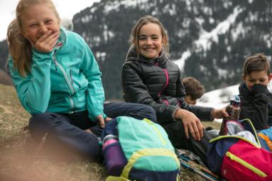 Kids hiking backpack 15L