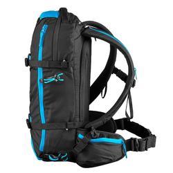 Sac à dos raquettes à neige - TSL Dragonfly 15/30 litres noir/bleu -
