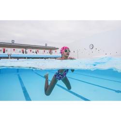 Gafas Natación Piscina Nabaiji 100 Niños Azul/Naranja
