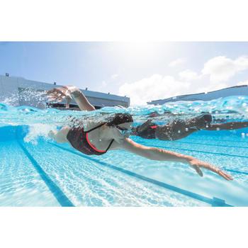 Maillot de bain natation une pièce ultra résistant au chlore femme Jade - 1493858
