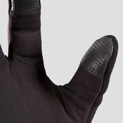 GANT ÉVOLUTIF DE NUIT NOIR Moufle intégrée