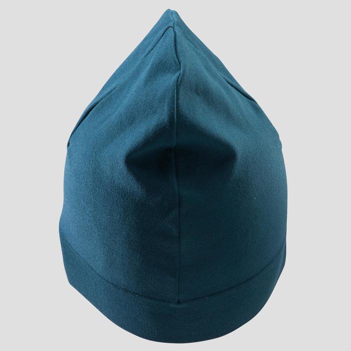Laufmütze blaugrün