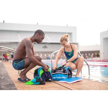 Maillot de bain natation une pièce ultra résistant au chlore femme Jade - 1493898