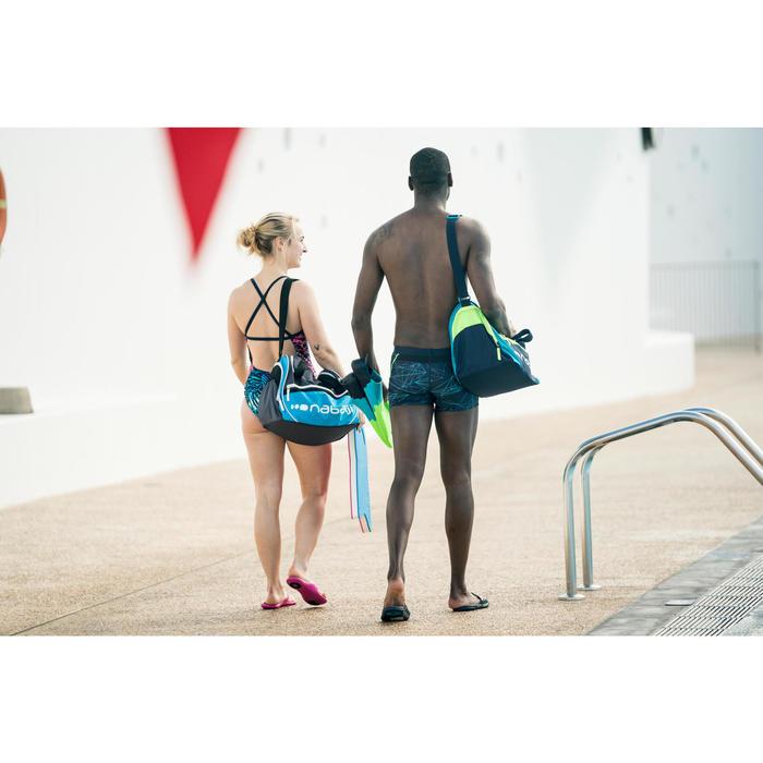Badelatschen Slap 500 Plus Herren blau