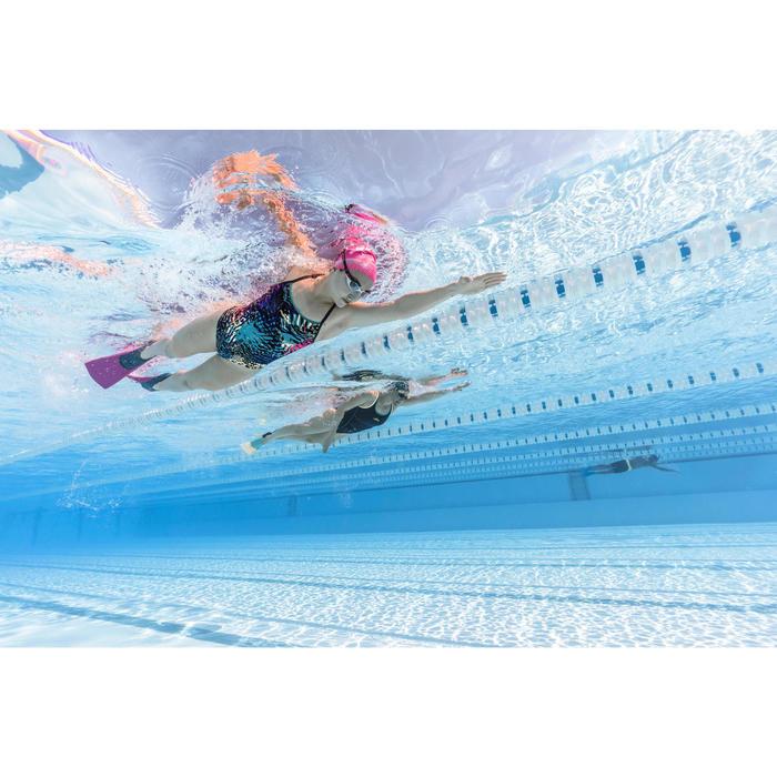 Maillot de bain natation une pièce ultra résistant au chlore femme Jade - 1493944