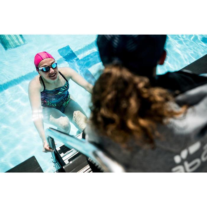 Maillot de bain natation une pièce ultra résistant au chlore femme Jade - 1493946