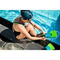 PLAVECKÉ VYBAVENÍ Plavání - PLOUTVE SILIFINS TRICOLO NABAIJI - Doplňky plavce