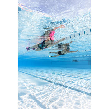 Maillot de bain de natation une pièce femme Kamiye - 1493970