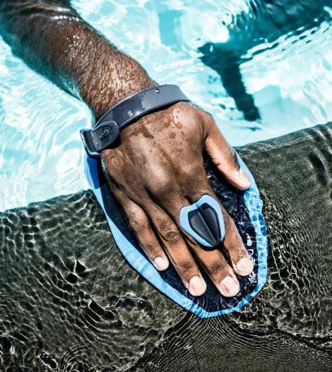 Pourquoi nager avec des plaquettes de natation ?