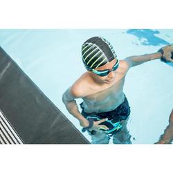 500 SPIRIT深色鏡片泳鏡 S號 藍綠色