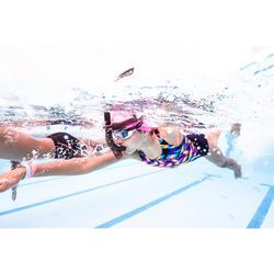Badeanzug Kamiye Diago chlorresistent Mädchen