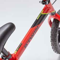 Draisienne enfant 10 pouces RunRide 520 Rouge VTT