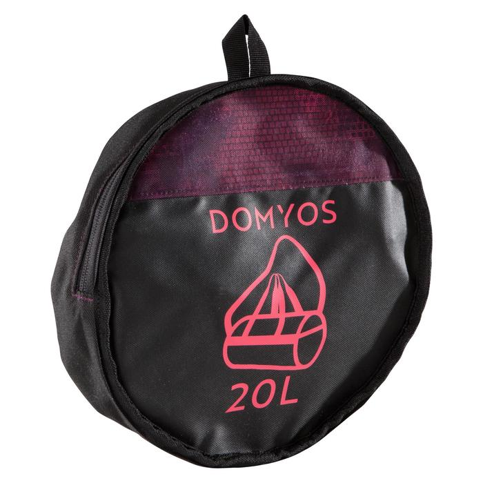 Sac fitness 20 Litres Domyos - 1494119