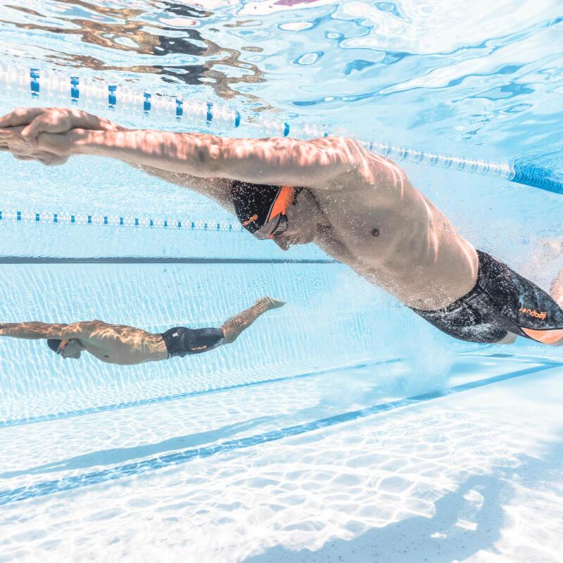 Le saviez-vous : La coulée de natation est limitée à 15m
