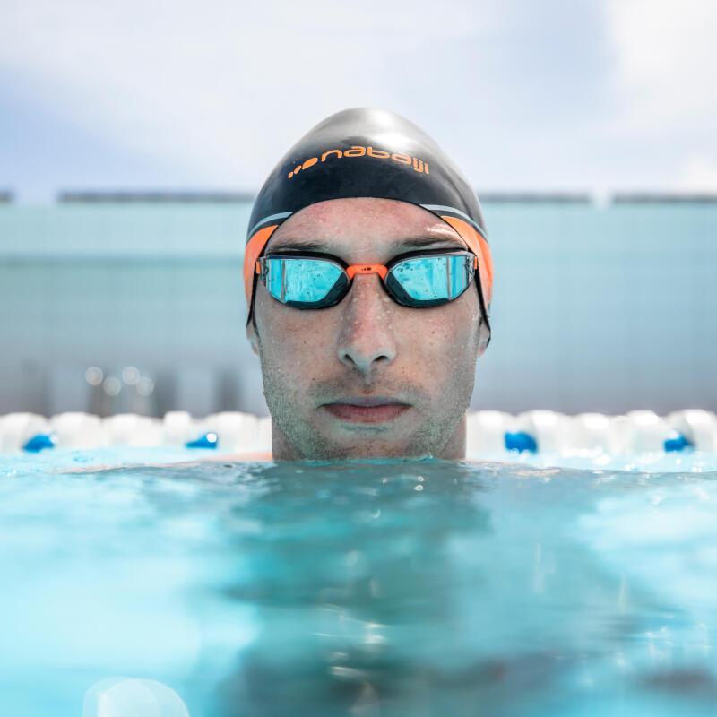 La technique de battements de jambes en natation