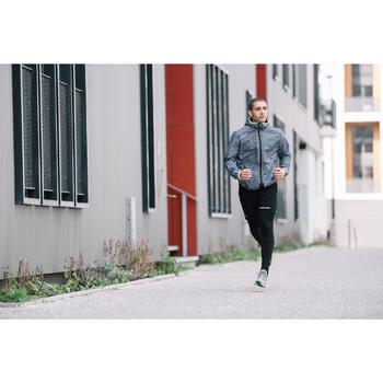 Laufhose Run Warm+ Herren schwarz