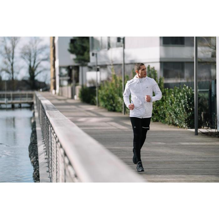 CHAQUETA RUNNING HOMBRE RUN WARM+ BLANCO