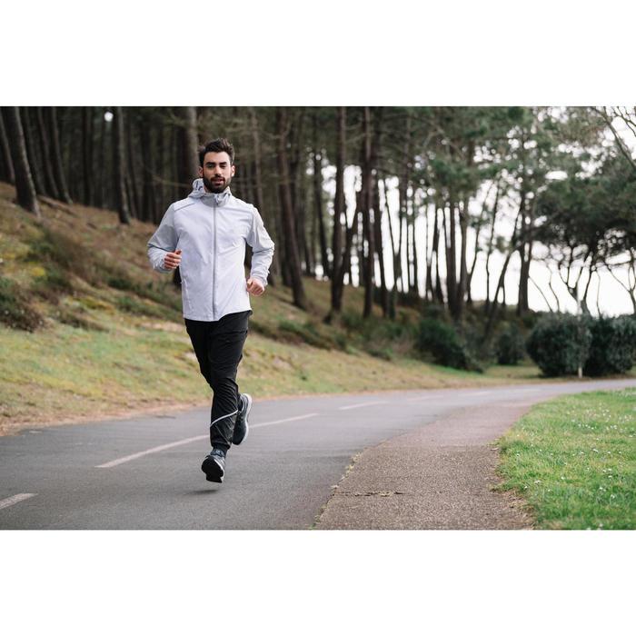 PANTALON RUNNING HOMME RUN DRY NOIR