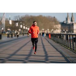 VESTE RUNNING HOMME RUN WARM+ ROUGE
