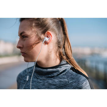 ONEAR 100 RUNNING EARPHONES WHITE AND GREY